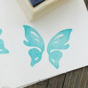 Sello Mariposa