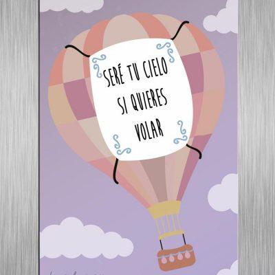"Pack de 3 Imanes ""Con Amor…"""