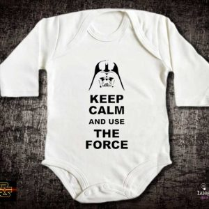 Body Keep Calm and Use The Force